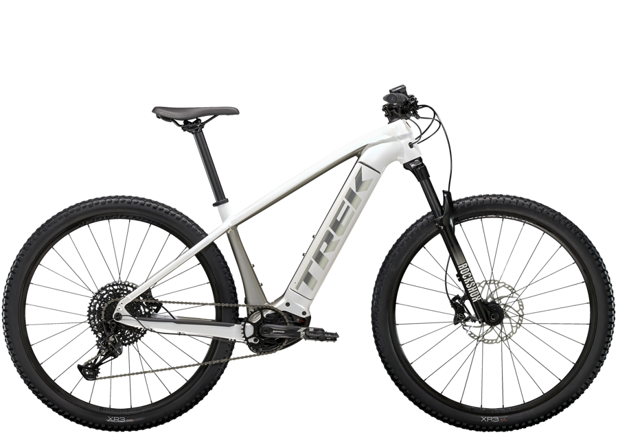 Trek Powerfly 5 M (29  wheel) Crystal White/Metallic Gunmetal