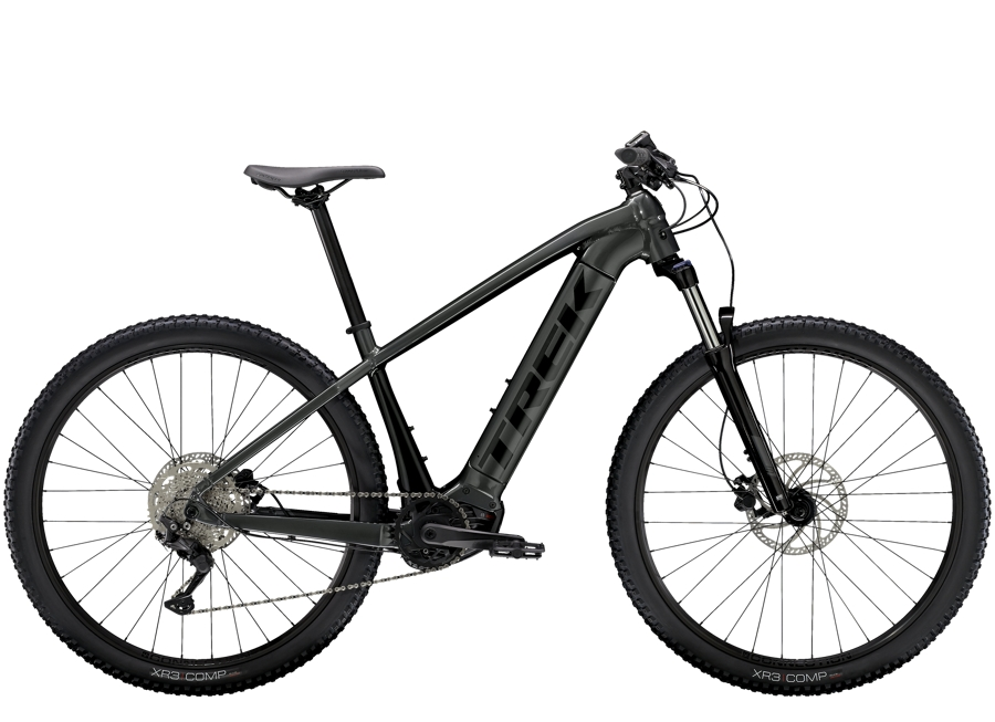 Trek Powerfly 4 625 XL (29  wheel) Lithium Grey/Trek Black
